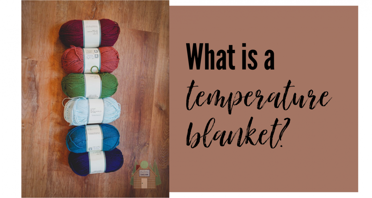 What Is a Temperature Blanket?