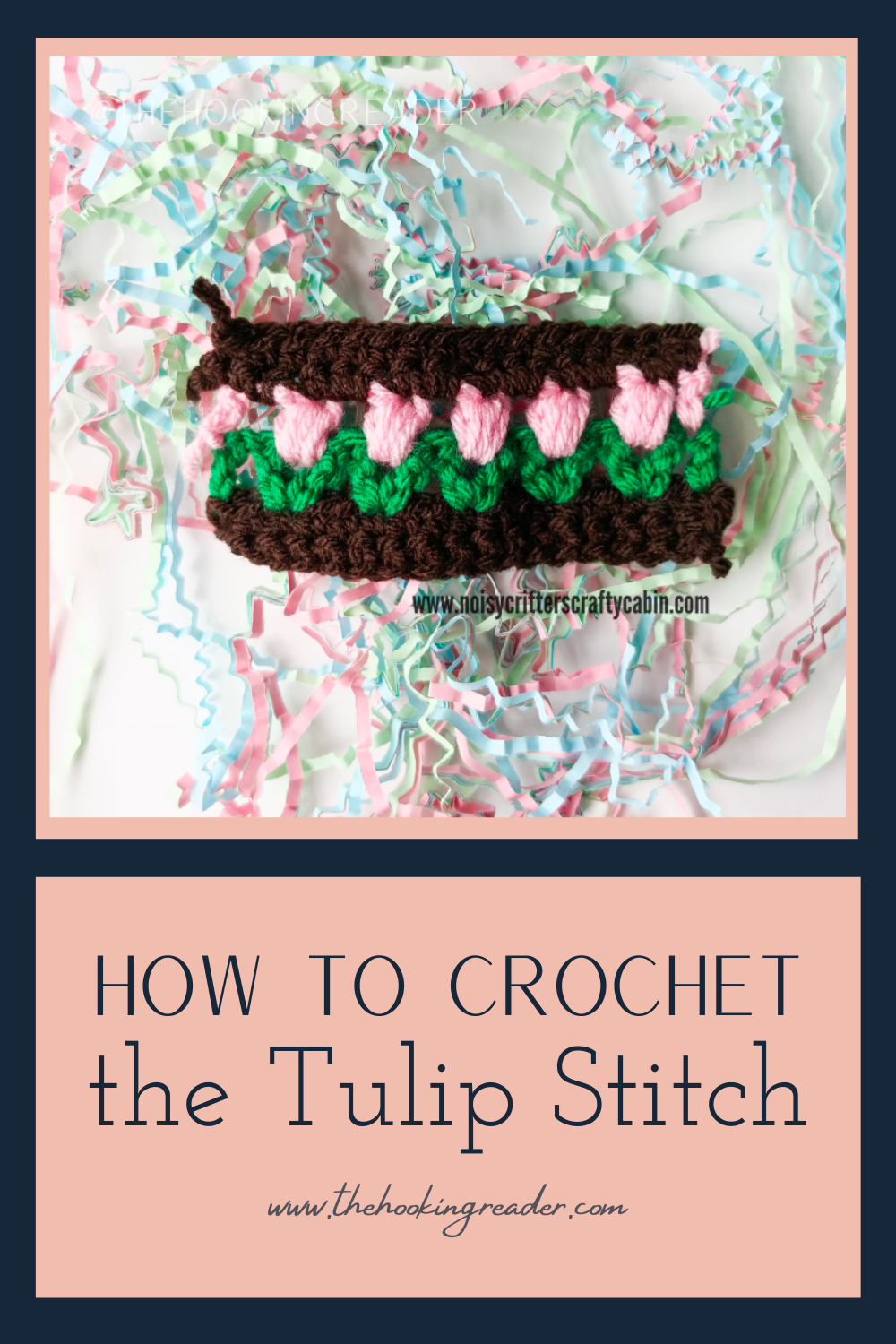 How to Crochet the Tulip Stitch