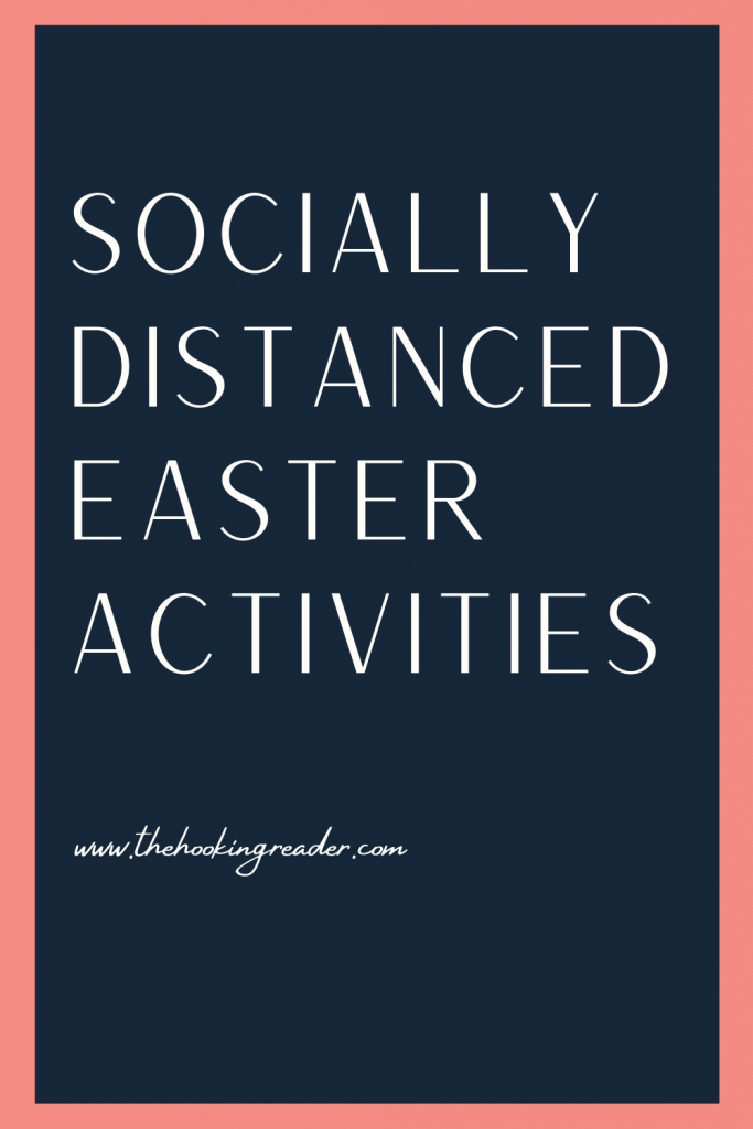 socially distanced easter activities