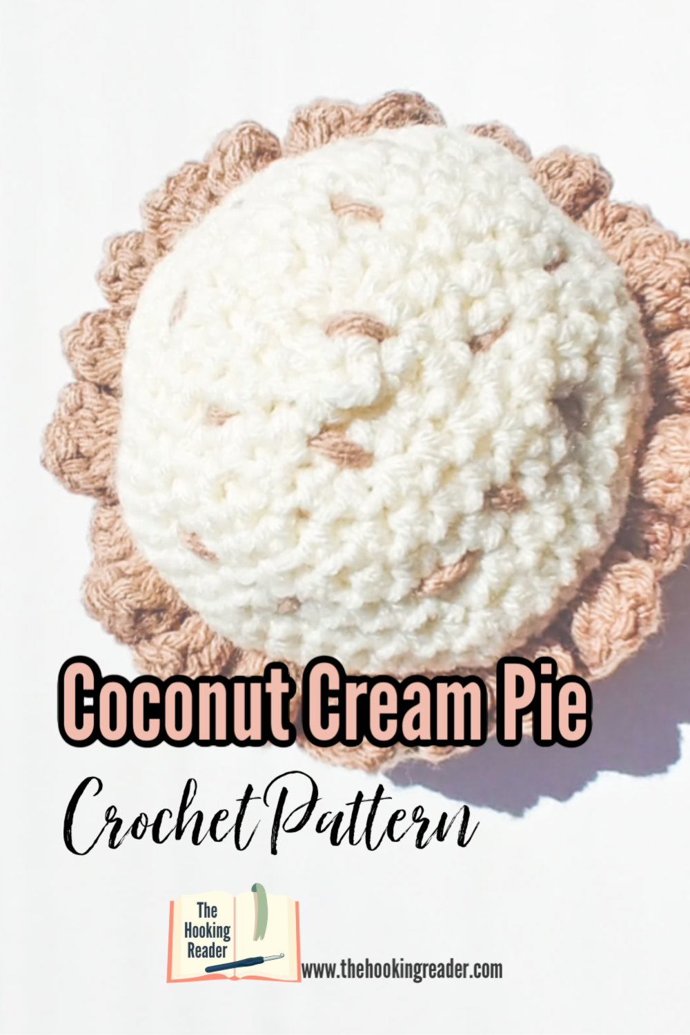 Coconut Cream Pie Crochet Pattern