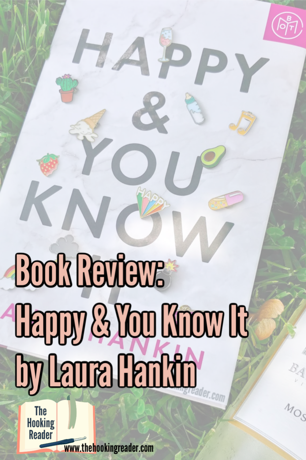 Book Review: Happy & You Know It by Laura Hankin