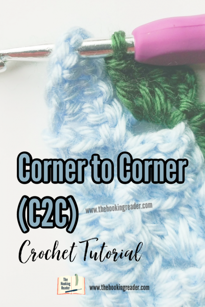 how to corner to corner (c2c) crochet