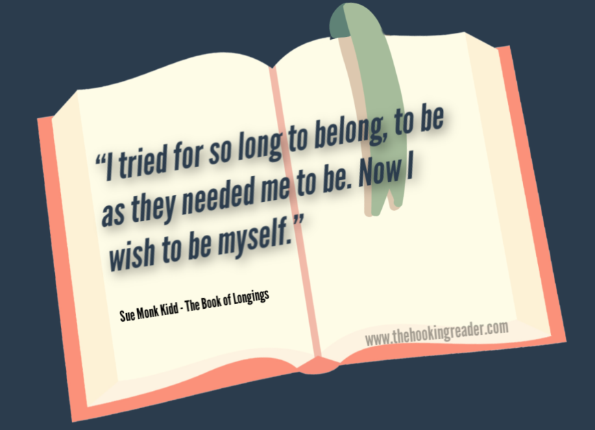 quote from the books of longings by sue monk kidd