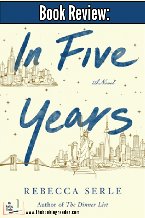 in five years book review pin