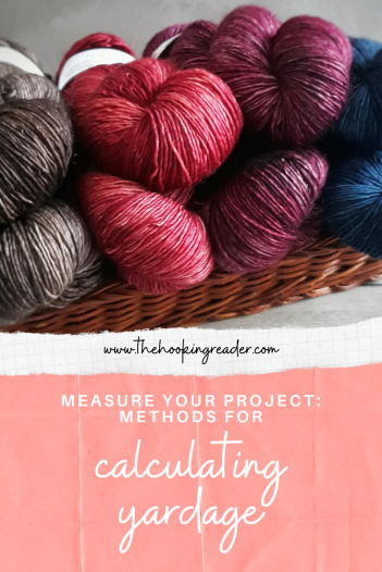 calculating yardage measure your entire project pin