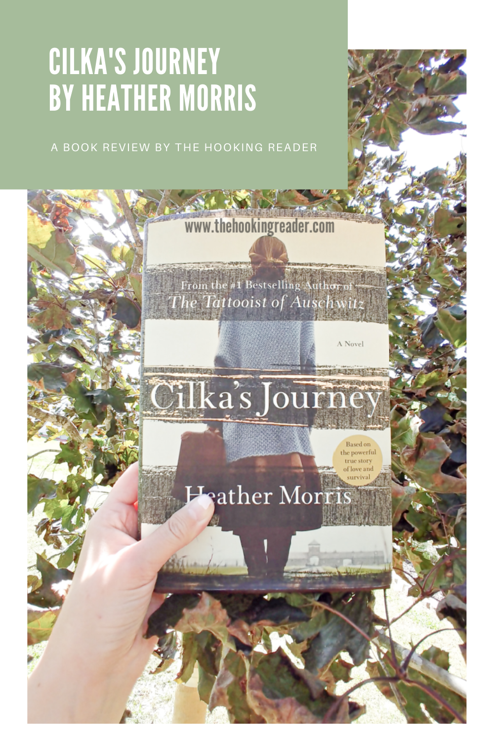 Book Review: Cilka's Journey by Heather Morris