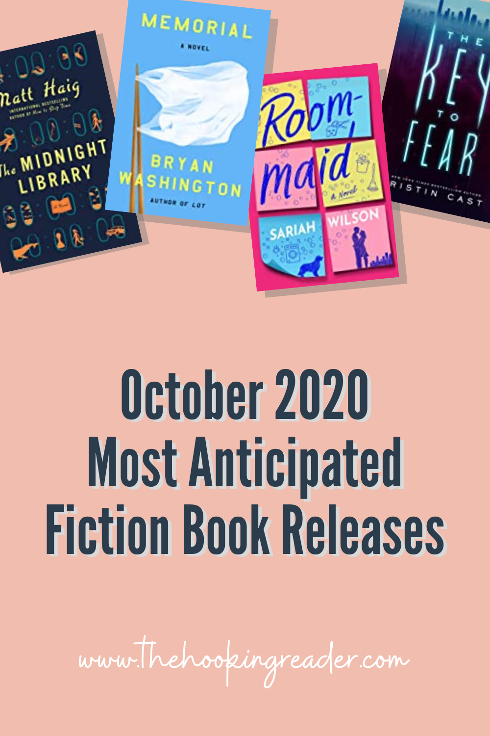 October 2020 Poetry & Fiction Book Releases