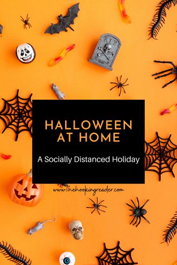 halloween at home socially distanced holiday