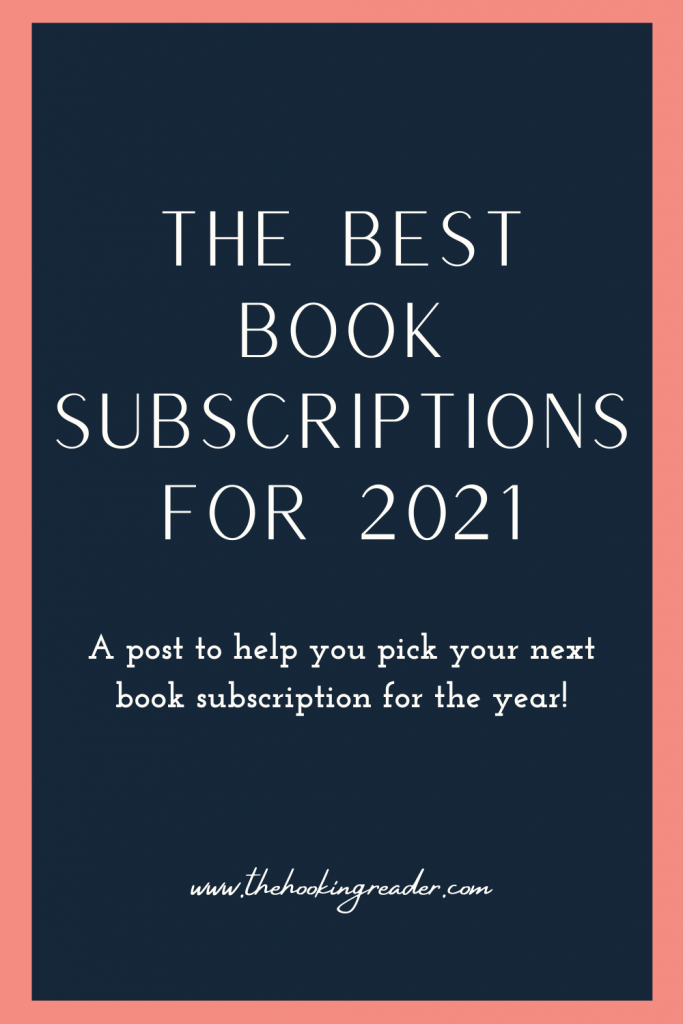 the best book subscriptions for 2021