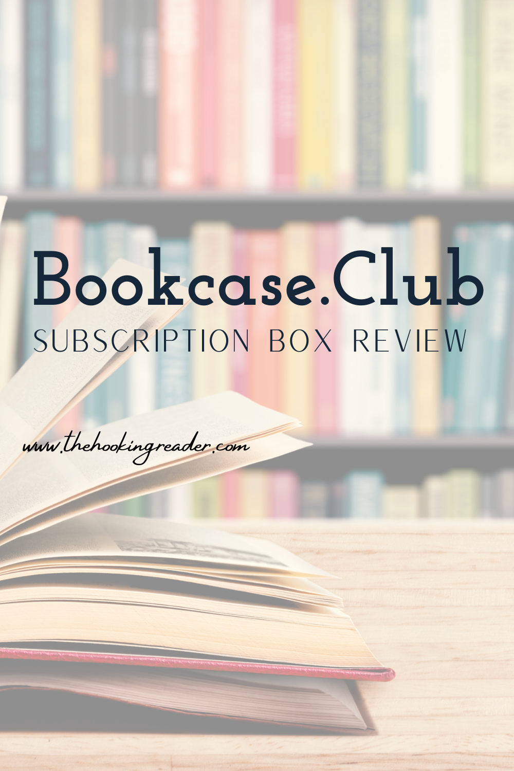 Bookcase.Club Subscription Review