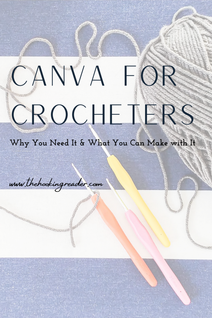 canva for crocheters: why you need it