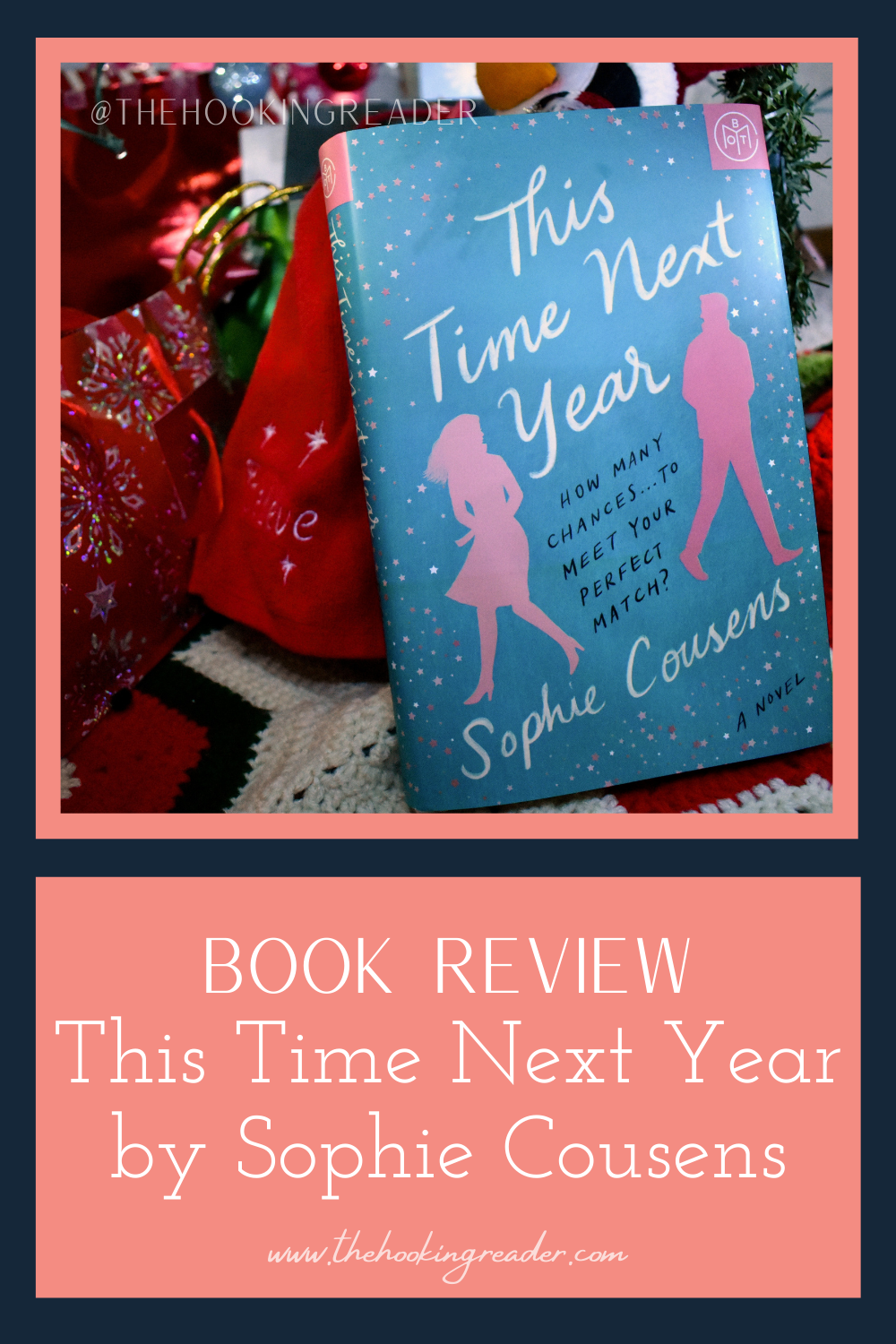 Book Review: This Time Next Year by Sophie Cousens