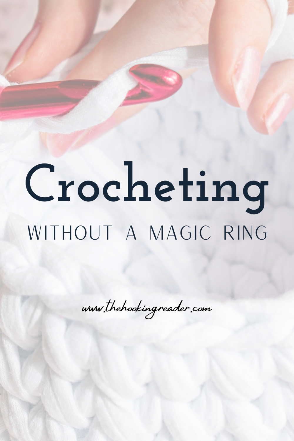 Crocheting Without a Magic Ring
