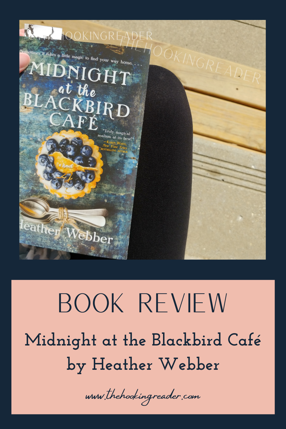 Book Review: Midnight at the Blackbird Café by Heather Webber