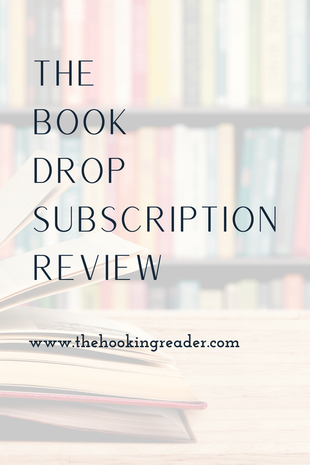 The Book Drop Subscription Review