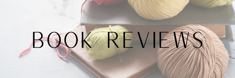 colorful yarn, book reviews, books on table by pixelset